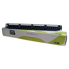 PATCH PANEL SOHOPLUS CAT.5E T568A/B 24P - ROHS