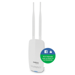 Roteador Wireless Intelbras Hotspot 300 Libera após Check-in Facebook - COD: 8073